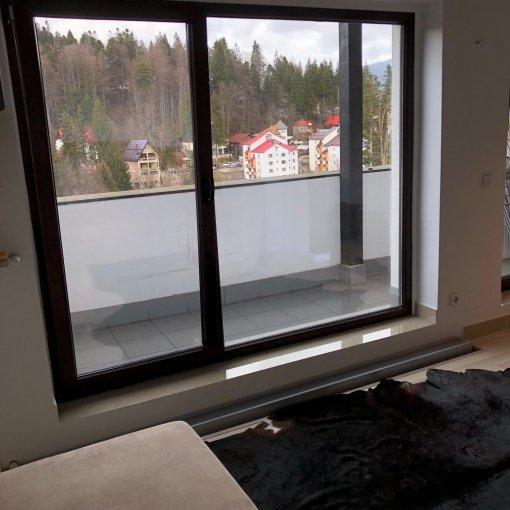 Apartament de vanzare direct de la agentie imobiliara, in Predeal, in zona Centru, cu 41.000 euro. 1  balcon, 1 grup sanitar, suprafata utila 45 mp.