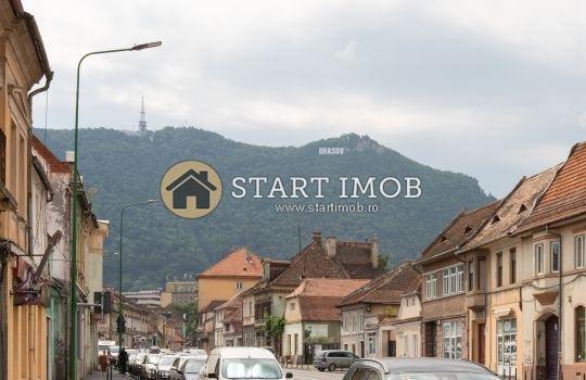 Apartament vanzare Centrul Istoric cu 2 camere, etajul 1 / 1, 1 grup sanitar, cu suprafata de 53 mp. Brasov, zona Centrul Istoric.