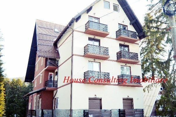 Apartament vanzare Cioplea cu 2 camere, etajul 2 / 2, 1 grup sanitar, cu suprafata de 54 mp. Predeal, zona Cioplea.