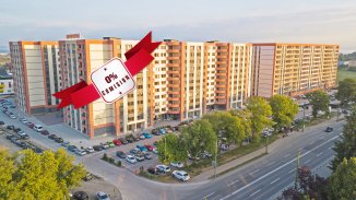 vanzare duplex cu 2 camere, decomandat, in zona 13 Decembrie, orasul Brasov