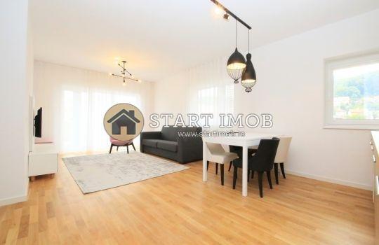 inchiriere Apartament Brasov cu 2 camere, cu 1 grup sanitar, suprafata utila 65 mp. Pret: 560 euro. Incalzire: Centrala proprie a locuintei.