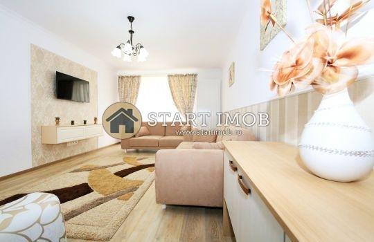vanzare Apartament Brasov cu 2 camere, cu 1 grup sanitar, suprafata utila 73 mp. Pret: 96.000 euro. Incalzire: Centrala proprie a locuintei.