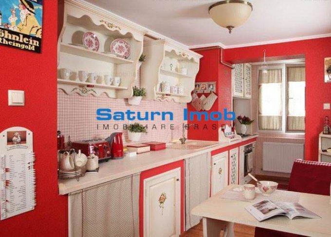 Apartament de vanzare in Brasov cu 3 camere, cu 1 grup sanitar, suprafata utila 75 mp. Pret: 81.000 euro.