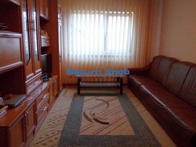 Apartament vanzare Brasov 3 camere, suprafata utila 61 mp, 1 grup sanitar. 55.900 euro. Etajul 4 / 4. Apartament Astra Brasov