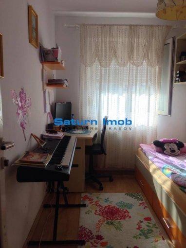 vanzare apartament decomandat, zona Florilor, orasul Brasov, suprafata utila 55 mp