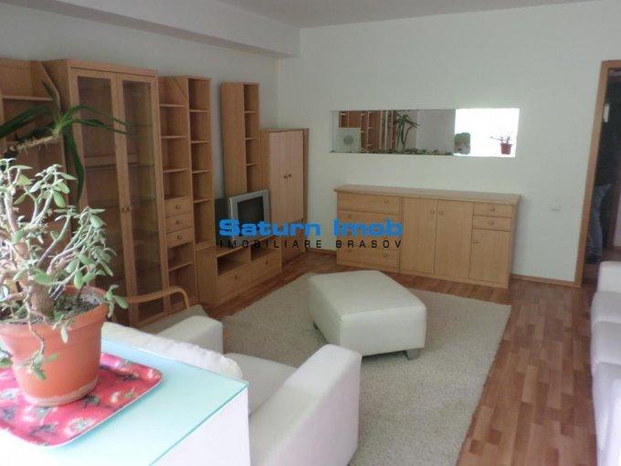 Apartament de vanzare in Brasov cu 3 camere, cu 2 grupuri sanitare, suprafata utila 75 mp. Pret: 69.800 euro.