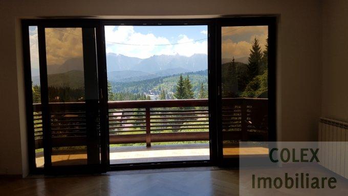 Apartament vanzare Predeal 3 camere, suprafata utila 80 mp, 2 grupuri sanitare. 159.000 euro negociabil. Etajul 1. Apartament Cioplea Predeal  Brasov