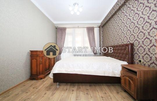 Apartament inchiriere Brasov 3 camere, suprafata utila 98 mp, 2 grupuri sanitare, 1  balcon. 550 euro. La Parter / 10. Destinatie: Rezidenta. Apartament Tractorul Brasov