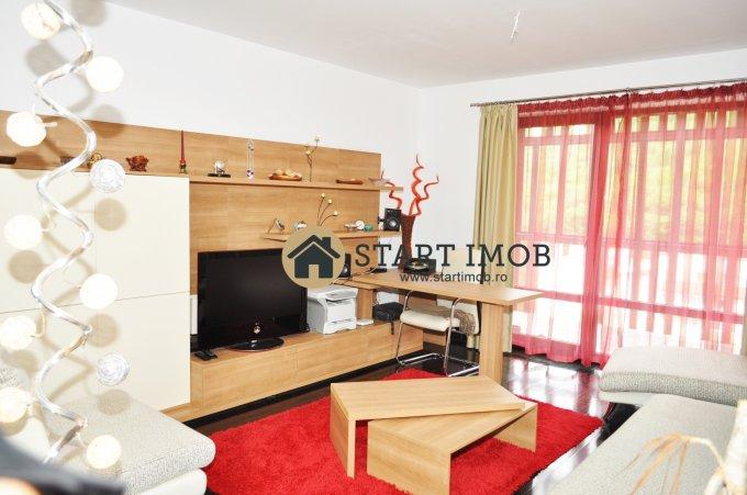 Apartament inchiriere Brasov 4 camere, suprafata utila 63 mp, 1 grup sanitar, 1  balcon. 450 euro. Etajul 4 / 11. Destinatie: Rezidenta. Apartament Racadau Brasov