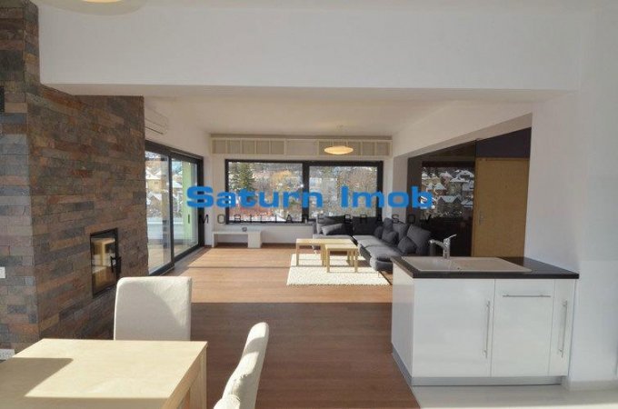 Apartament inchiriere Brasov 4 camere, suprafata utila 186 mp, 1 grup sanitar. 1.500 euro. Etajul 4 / 4. Apartament Brasov