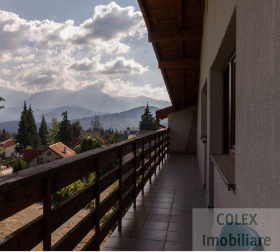 Apartament de vanzare in Predeal cu 4 camere, cu 2 grupuri sanitare, suprafata utila 100 mp. Pret: 80.000 euro negociabil.
