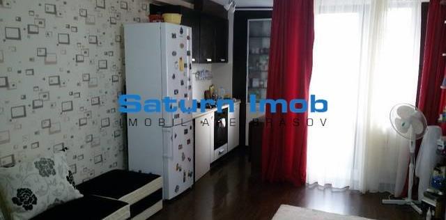 Garsoniera de vanzare direct de la agentie imobiliara, in Brasov, zona Astra, cu 32.900 euro. 1 grup sanitar, suprafata utila 34 mp.