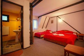 Mini hotel de vanzare cu 1 etaj 18 camere, Bran  Brasov