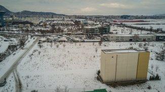 vanzare Spatiu comercial 564 mp cu 20 incaperi, 6 grupuri sanitare, zona Calea Bucuresti, orasul Brasov