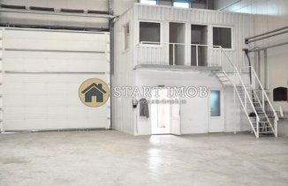 agentie imobiliara inchiriez Spatiu industrial 1 camere, 828 metri patrati, comuna Prejmer