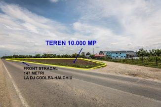 agentie imobiliara vand Teren agricol in suprafata de 10000 metri patrati, amplasat in zona Nord-Est, orasul Codlea