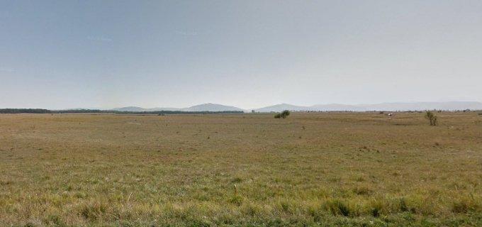 de vanzare teren extravilan in suprafata de 44600 mp si deschidere de 240 metri. In comuna Harman. Clasa fertilitate: 0.
