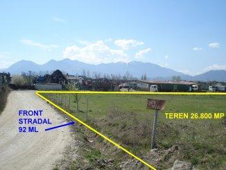 26800 mp teren intravilan de vanzare, in zona Uzina 2, Brasov
