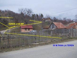 Brasov Moieciu, teren intravilan de vanzare de la agentie imobiliara