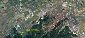 vanzare teren intravilan de la agentie imobiliara cu suprafata de 21000 mp, in zona Exterior Vest, orasul Brasov
