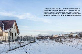 515 mp teren intravilan de vanzare, in zona Stupini, Brasov