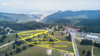 vanzare 9091 metri patrati teren intravilan, localitatea Poiana Brasov