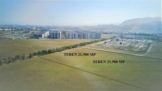 21900 mp teren intravilan de vanzare, in zona Bartolomeu, Brasov
