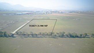 vanzare teren intravilan de la agentie imobiliara cu suprafata de 21900 mp, in zona Bartolomeu, orasul Brasov
