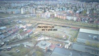 vanzare teren intravilan de la agentie imobiliara cu suprafata de 4000 mp, in zona Uzina 2, orasul Brasov