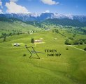 vanzare teren intravilan de la agentie imobiliara cu suprafata de 2464 mp, localitatea Sirnea