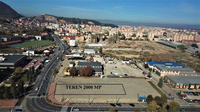 Astra Teren intravilan vanzare 2000 mp, deschidere 29 metri. Pret: 600.000 euro. agentie imobiliara vand teren intravilan