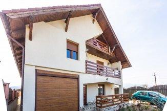 vanzare vila cu 1 etaj, 6 camere, comuna Vulcan, suprafata utila 270 mp