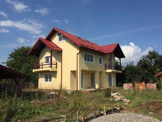 vanzare vila cu 2 etaje, 4 camere, comuna Sanpetru, suprafata utila 170 mp