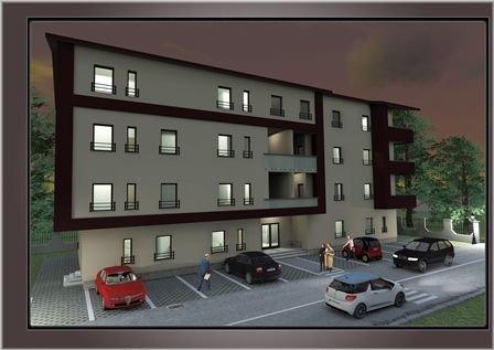 Bucuresti, zona Prelungirea Ghencea, apartament cu 2 camere de inchiriat