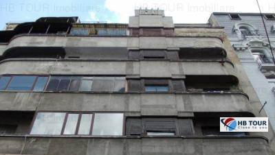 Bucuresti, zona Cismigiu, apartament cu 2 camere de inchiriat, Nemobilat