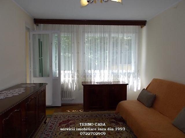 inchiriere apartament semidecomandat, zona Camil Ressu, orasul Bucuresti, suprafata utila 55 mp