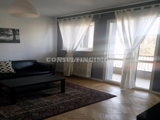 Apartament de vanzare in Bucuresti cu 2 camere, cu 1 grup sanitar, suprafata utila 40 mp. Pret: 495.000 EUR. Usa intrare: Metal. Usi interioare: Lemn.