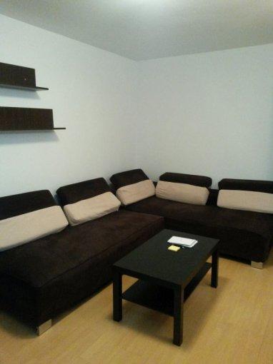 Apartament de inchiriat direct de la agentie imobiliara, in Bucuresti, in zona Dorobanti, cu 400 euro. 1  balcon, 1 grup sanitar, suprafata utila 50 mp. Mobilat.