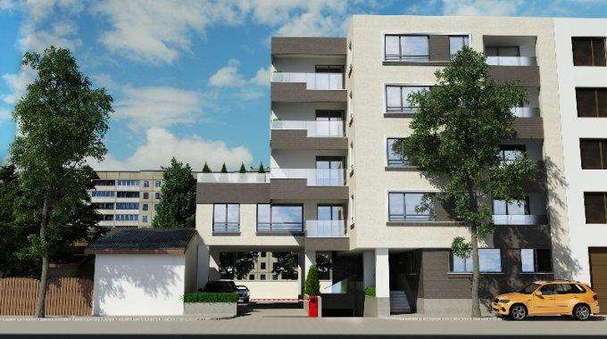 Apartament vanzare Domenii cu 2 camere, la Parter / 4, 1 grup sanitar, cu suprafata de 47.55 mp. Bucuresti, zona Domenii.
