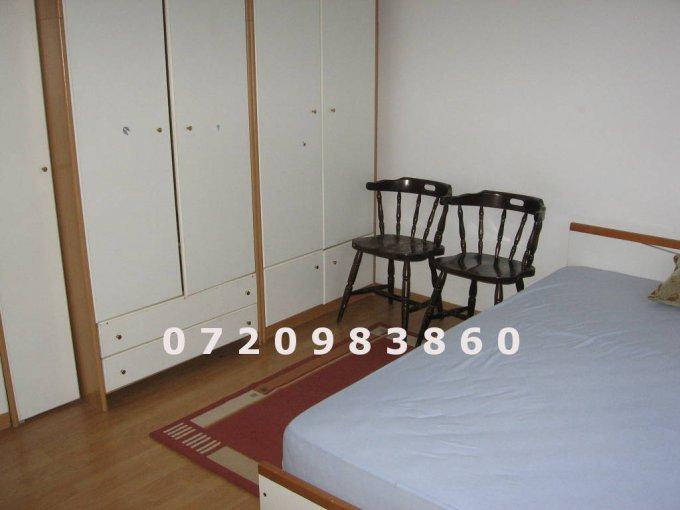 Apartament inchiriere Bucuresti 2 camere, suprafata utila 55 mp, 1 grup sanitar, 1  balcon. 350 euro. Etajul 3 / 8. Apartament 13 Septembrie Bucuresti