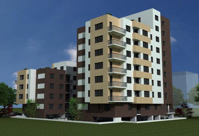 Apartament vanzare Bucuresti 2 camere, suprafata utila 53 mp, 1 grup sanitar, 1  balcon. 52.500 euro negociabil. La Parter / 8. Destinatie: Rezidenta. Apartament Militari Bucuresti