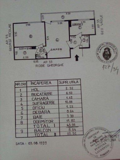 agentie imobiliara vand apartament semidecomandat, in zona Muncii, orasul Bucuresti