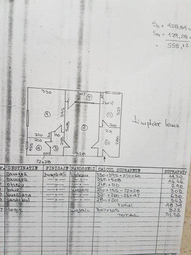 Apartament de vanzare direct de la proprietar, in Bucuresti, in zona Drumul Taberei, cu 56.000 euro. 1  balcon, 1 grup sanitar, suprafata utila 50 mp.
