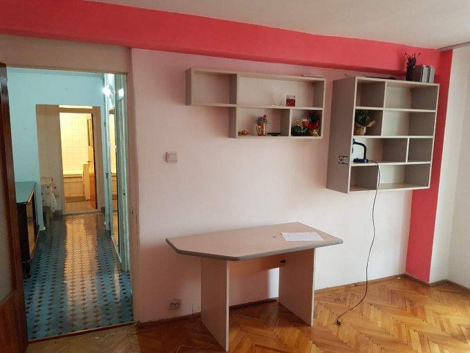 inchiriere apartament decomandat, zona Decebal, orasul Bucuresti, suprafata utila 55 mp