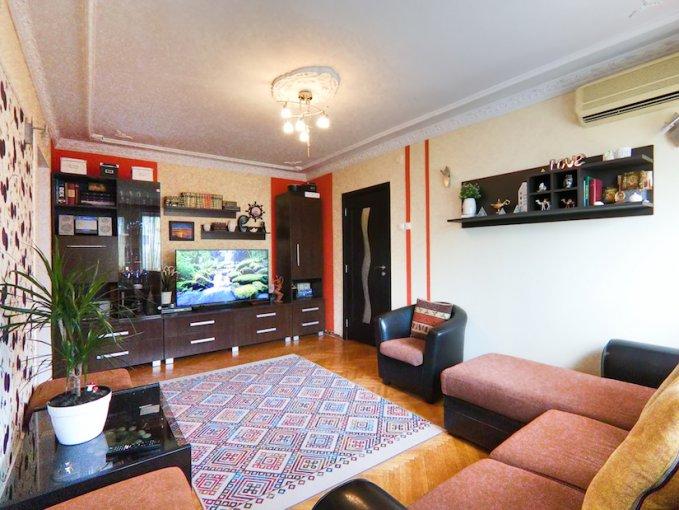 vanzare Apartament Bucuresti cu 2 camere, cu 1 grup sanitar, suprafata utila 51 mp. Pret: 64.500 euro negociabil. Incalzire: Incalzire prin termoficare. Racire: Aer conditionat.