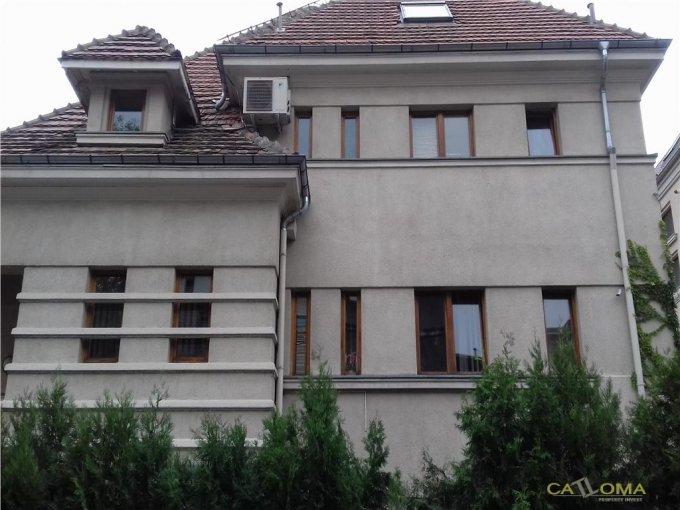 Apartament inchiriere Dorobanti cu 2 camere, etajul 2 / 3, 2 grupuri sanitare, cu suprafata de 100 mp. Bucuresti, zona Dorobanti.