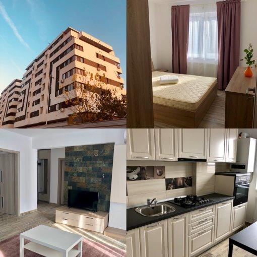 Apartament inchiriere Militari cu 2 camere, etajul 2 / 7, 1 grup sanitar, cu suprafata de 55 mp. Bucuresti, zona Militari. Mobilat lux.