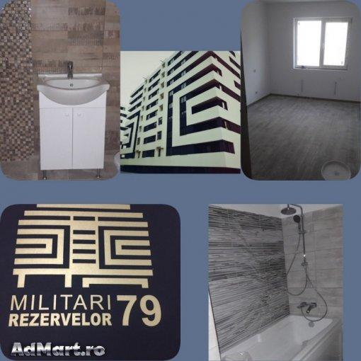 Apartament de vanzare direct de la proprietar, in Bucuresti, cu 47.500 euro. 1 grup sanitar, suprafata utila 50 mp.