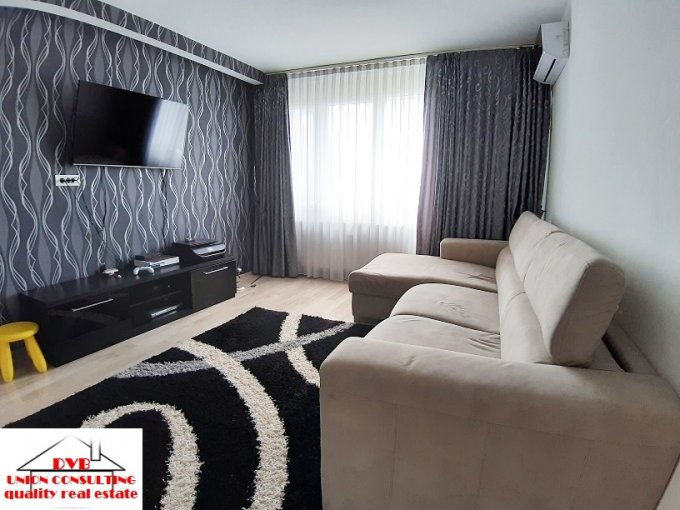 Apartament vanzare Bucuresti 2 camere, suprafata utila 52 mp, 1 grup sanitar, 1  balcon. 64.500 euro. Etajul 10 / 10. Destinatie: Rezidenta. Apartament 1 Decembrie 1918 Bucuresti