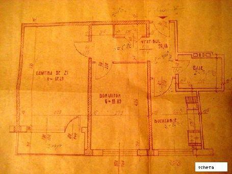 vanzare apartament cu 2 camere, decomandata, in zona Colentina, orasul Bucuresti